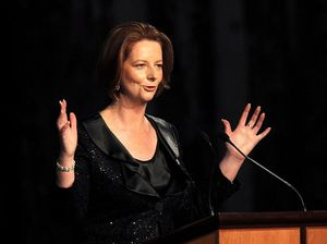 Gillard and Newman talk turkey