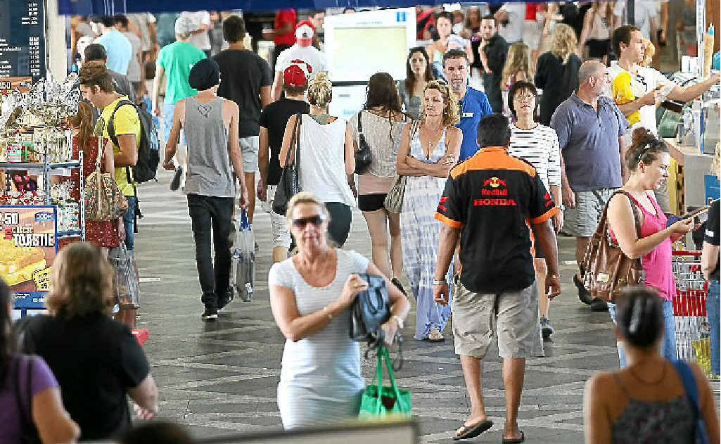 The pressure of coming up with a unique gift stresses 25% of Queensland shoppers, according to a survey.