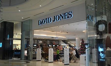David Jones in Brisbane