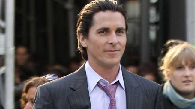 Christian Bale has been attacked by Chinese officials for his attempt to visit a blind activist.