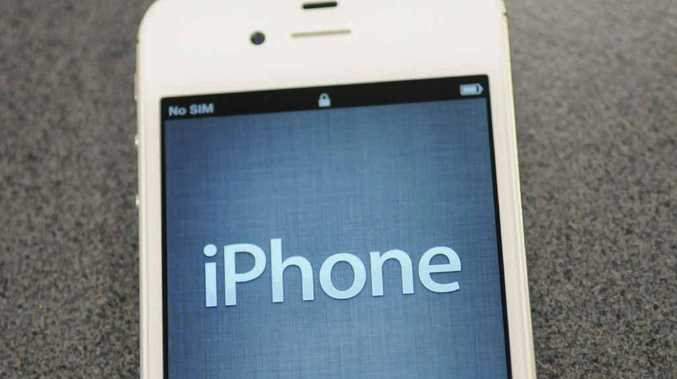 Thieves who stole a state-of-the-art iPhone were tracked to a house by its owner.