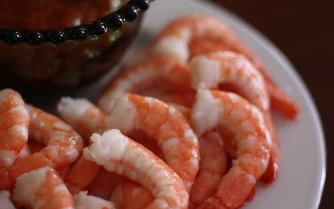 Prepare as much as possible beforehand but leave seafood purchases until the last minute.