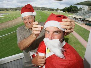 Ron passes on Santa tradition