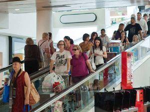 Gunmen who shut down Sydney shopping centre still on run