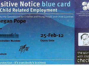 Foley blues over Bligh's card call