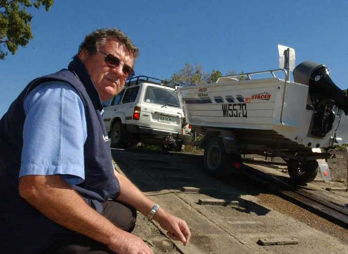 DANGEROUS: Sunfish Mackay president Lance Murray believes it's inevitable someone will be attacked by a crocodile.