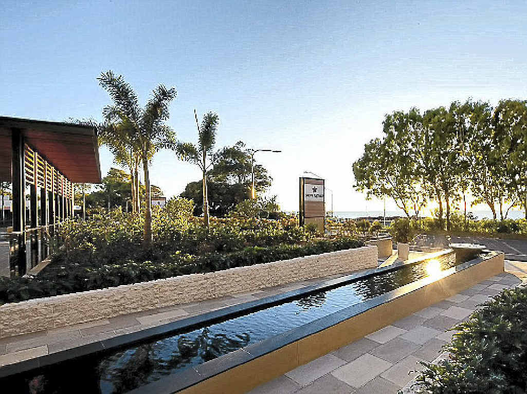 GRAND DESIGNS: The $150 million Caribbean-themed Mon Komo Hotel is primed to become Queensland's next landmark pub.