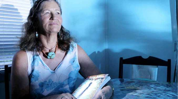 Marion Brownlie of Lismore has released her book on helping those who want to face their demons in their life.