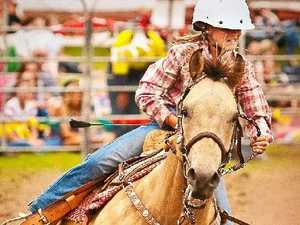 Rodeo reigns in riders