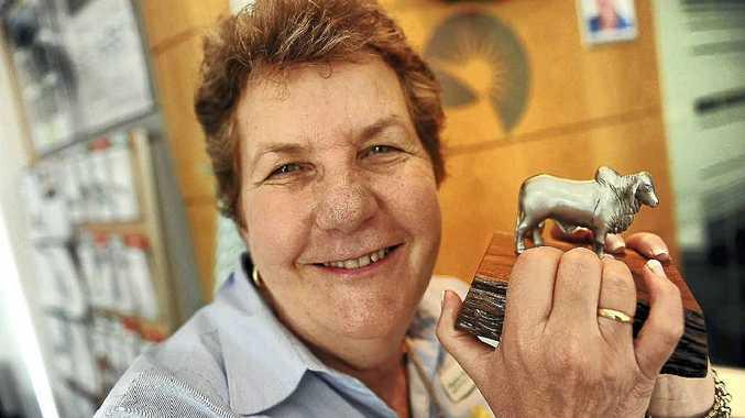 Agribusiness manager Pauline Nicolson celebrates 25 rewarding years with Suncorp.