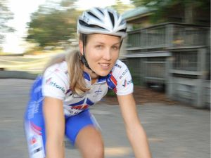 Shara takes on the world at UCI World Championship