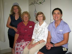 Auxiliary gives big to hospital