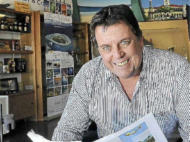 Councillor Greg Barnes