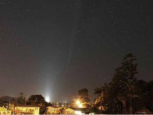 Stargazer spots Christmas comet