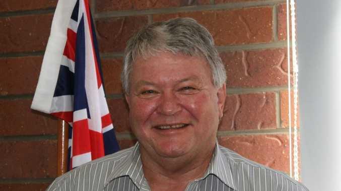 Federal Member for Flynn Ken O'Dowd