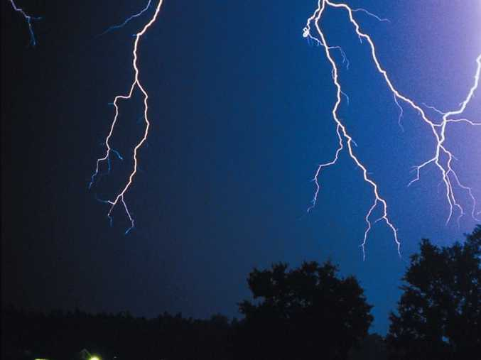 A severe storm is heading for the Northern Rivers region.