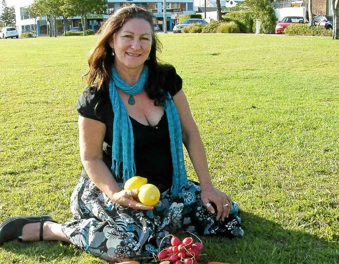 The organiser of the new Ballina twilight markets, Joni Teal, is excited about the trial of the markets, which will bring locally-grown fresh produce to Fawcett Park every week.