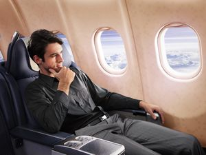 Business Class: How the other half flies