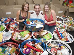Youi staff donate for Christmas