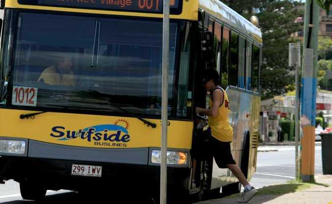 Surfside Bus service.