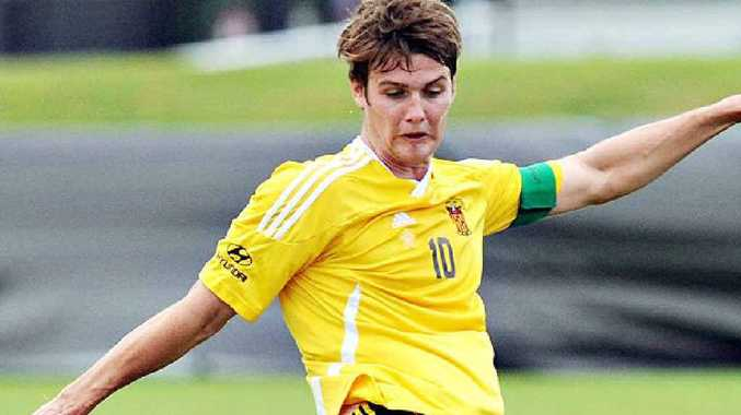 Sunshine Coast Fire striker Tyson Holmes is yet to commit to playing for the club in 2012.