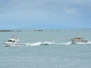 Busy morning for marine rescue