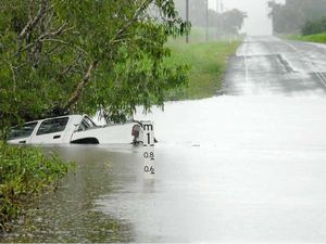No flood signs erected: driver