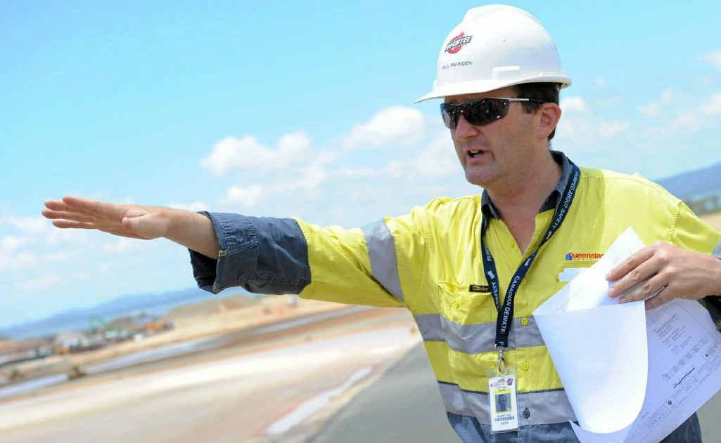 Sixty-one percent of workers on Bechtel's LNG construction projects were local people.