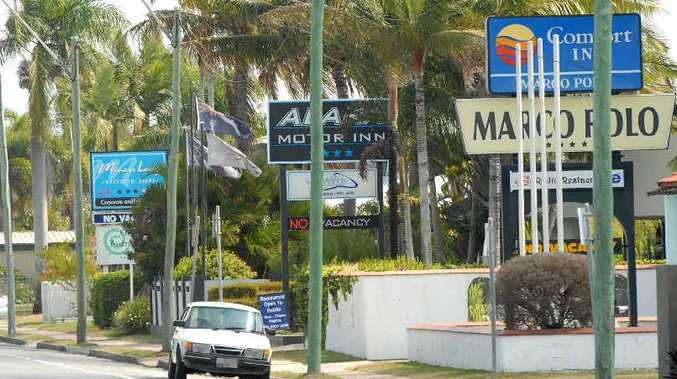 Mackay's motels were kept full this year by an increased number of business travellers.