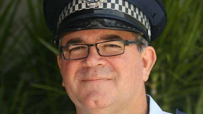 Acting Inspector Steve Hall