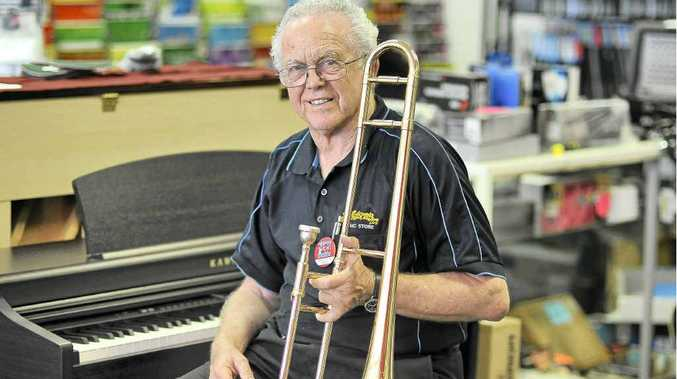 Nielson's Music Store owner Glen Chamberlain will be retiring after 32 years.