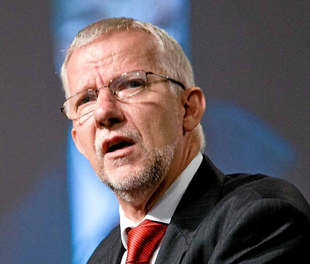 QRC chief executive Michael Roche.