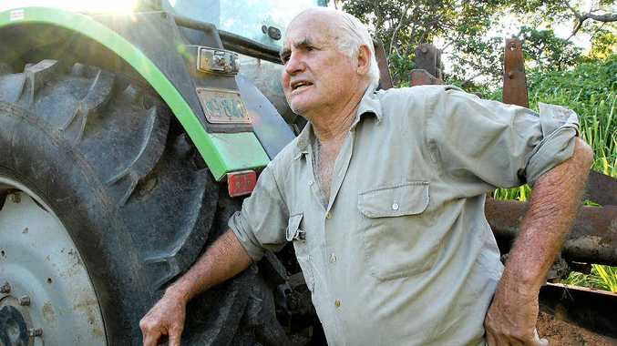 Farleigh cane farmer Bill Benson has spent 60 years in the industry.