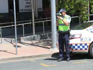 Police blitz