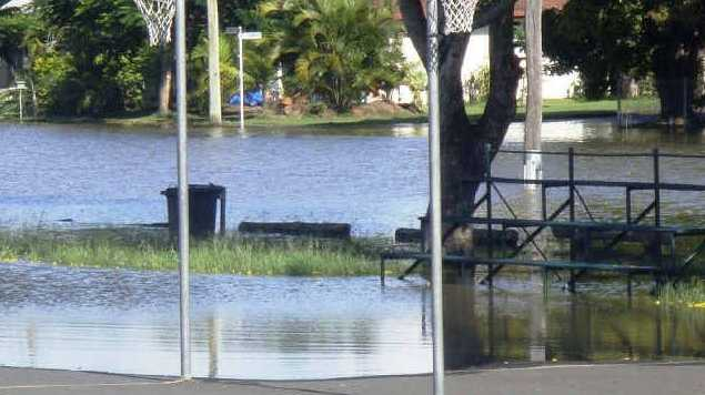 The damage to the Jardine Park courts caused by floods has highlighted a need for netball to find new headquarters.