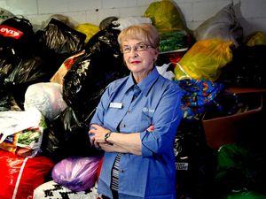 Charities: Don't dump on us
