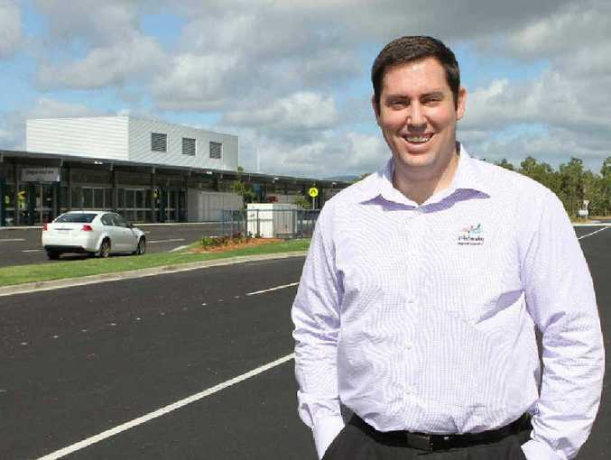 Whitsunday Coast Airport general manager Scott Waters believes development of the Galilee Basin offers a high level opportunity for the Whitsunday region and he expects high growth over the next 12 to 24 months.