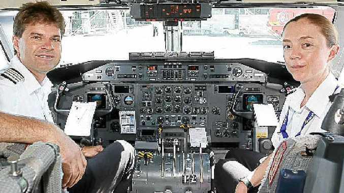 Mining flights to create jobs boom | Sunshine Coast Daily