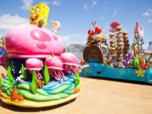SpongeBob takes over Sea World