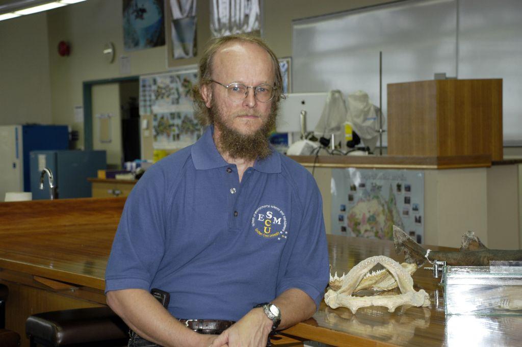 Danny Bucher, Senior Lecturer at Southern Cross University.