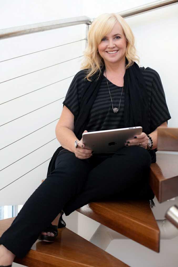 Fashion blogger and stylist Nikki Parkinson