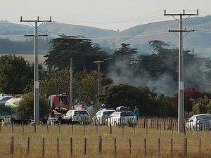 Eleven killed in NZ balloon crash
