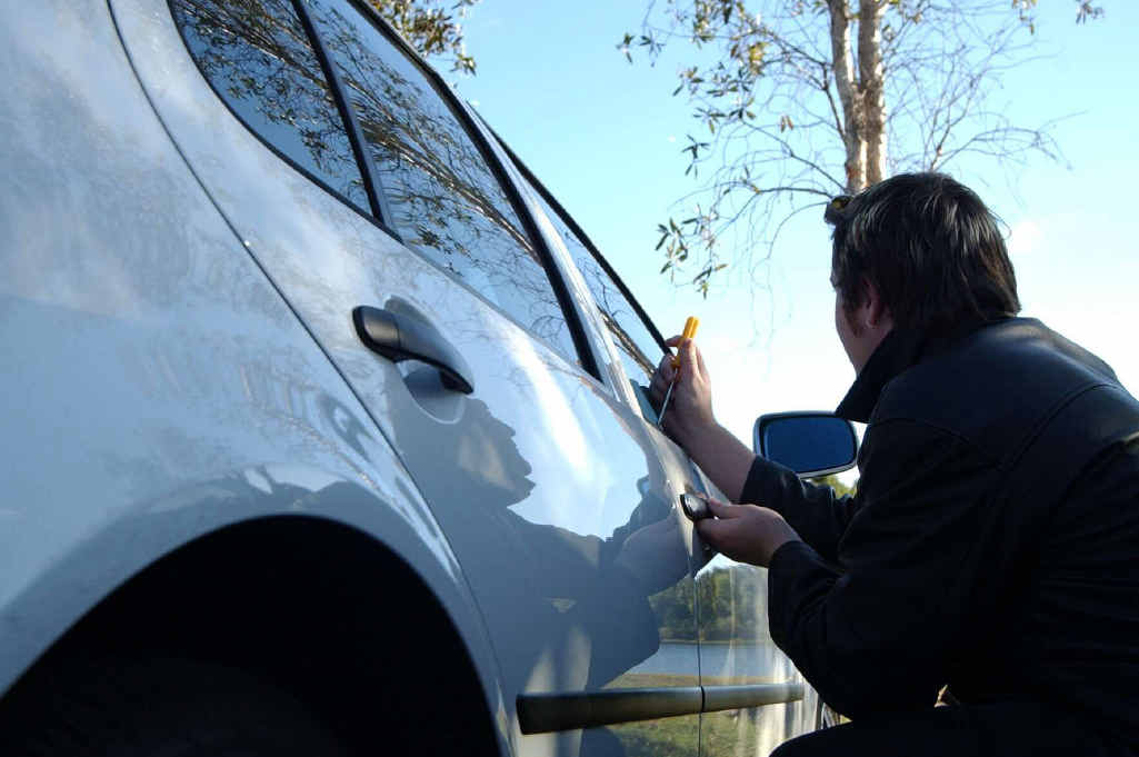 Thieves have been targeting vehicles on the Fraser Coast