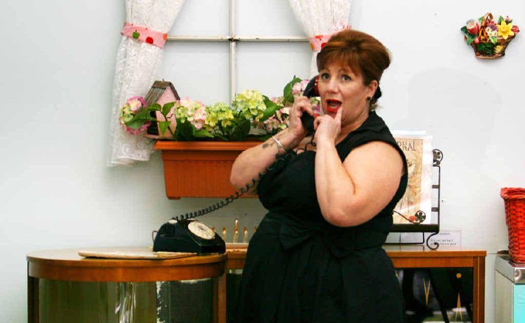 Lisa Jack from Vintage Bettie is bringing Miss Pixie to Rockhampton.