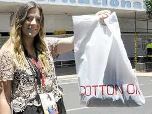 Shoppers Cotton On to fashion