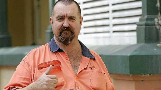 Shaun Farrell is looking to get on with his life after he was arrested for aggressive behaviour at Kirsten Livermore's office in December.
