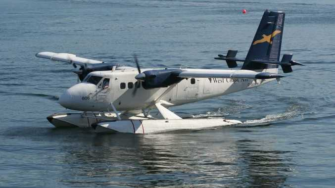 a small group of Aviation business operators are thinking of how a seaplane service could operate from the Capricorn Coast and Gladstone Harbour.