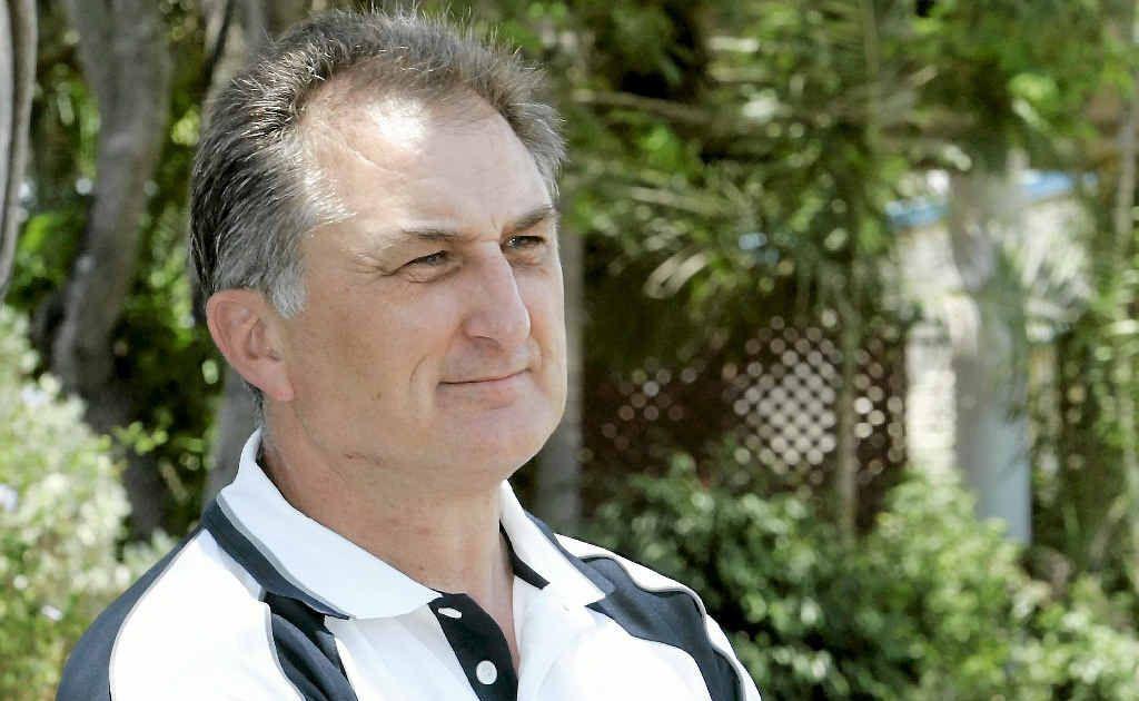 Central Queensland regional development officer Joe Fenech.