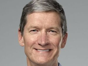 Apple CEO's pay skews statistics