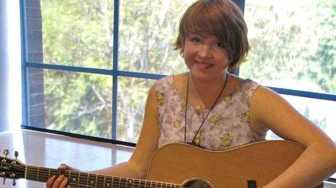 Singer songwriter Danika Smith.